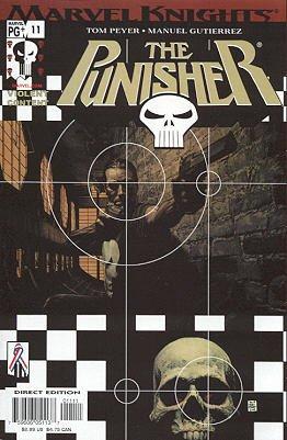Punisher # 11 Issues V06 (2001 - 2004)
