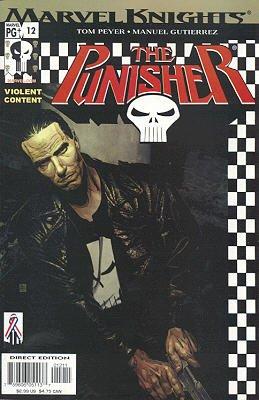 Punisher # 12 Issues V06 (2001 - 2004)