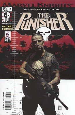 Punisher # 13 Issues V06 (2001 - 2004)