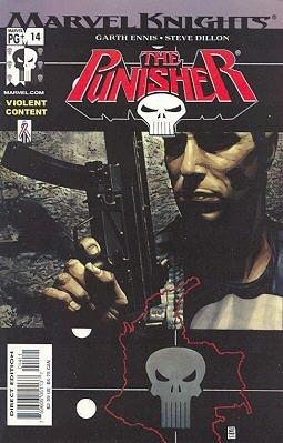 Punisher # 14 Issues V06 (2001 - 2004)