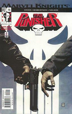 Punisher # 15 Issues V06 (2001 - 2004)