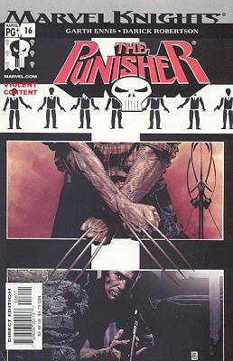 Punisher # 16 Issues V06 (2001 - 2004)