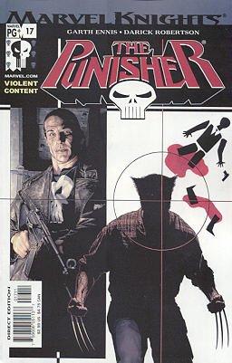 Punisher # 17 Issues V06 (2001 - 2004)
