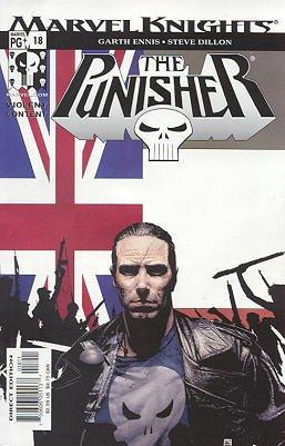 Punisher # 18 Issues V06 (2001 - 2004)