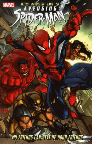 Avenging Spider-man édition TPB softcover (souple)