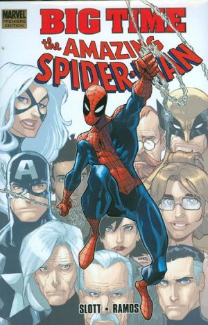 The Amazing Spider-Man édition TPB softcover (souple)