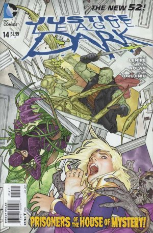 Justice League Dark 14 - Enter the House of Mystery...
