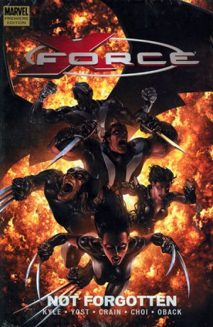 X-Force édition TPB softcover (souple) - Issues V3