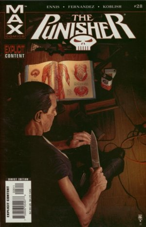 Punisher # 28 Issues V07 (2004 - 2009)