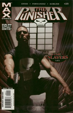 Punisher # 29 Issues V07 (2004 - 2009)