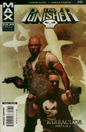 Punisher # 36 Issues V07 (2004 - 2009)
