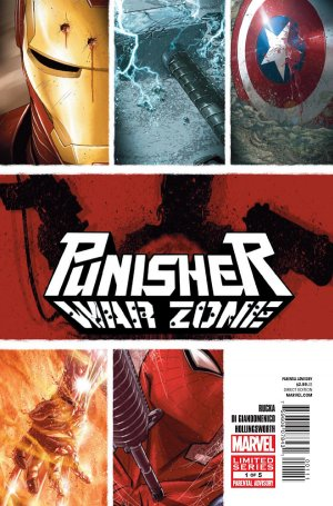 Punisher War Zone édition Issues V3 (2012 - 2013)