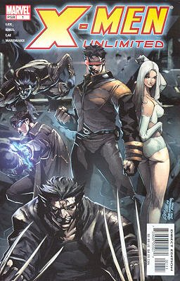 X-Men Unlimited édition Issues V2 (2004 - 2006)