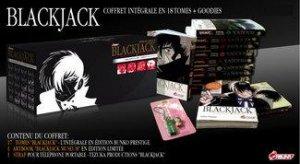 Black Jack - Kaze Manga édition Intégrale