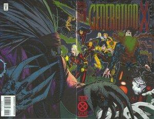 Génération X # 1 Issues V1 (1994 - 2001)