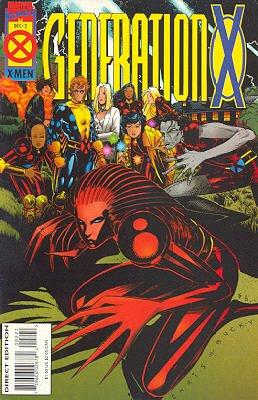 Génération X # 2 Issues V1 (1994 - 2001)