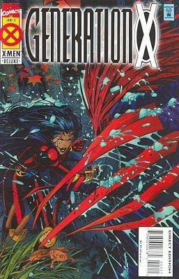 Génération X # 3 Issues V1 (1994 - 2001)