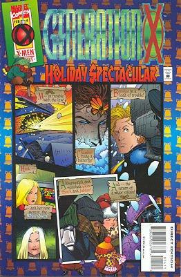 Génération X # 4 Issues V1 (1994 - 2001)