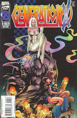Génération X # 6 Issues V1 (1994 - 2001)