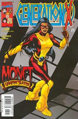 Génération X # 62 Issues V1 (1994 - 2001)