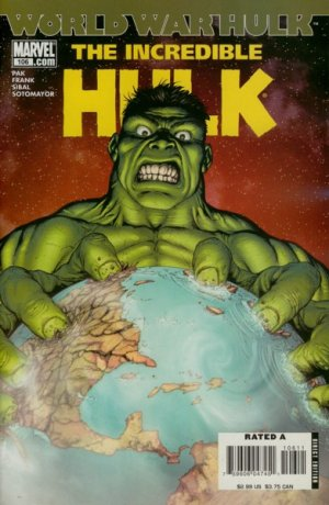 The Incredible Hulk # 106