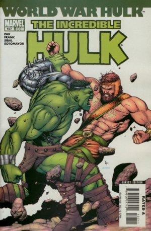 The Incredible Hulk # 107