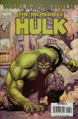 The Incredible Hulk # 110