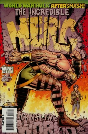 The Incredible Hulk # 112