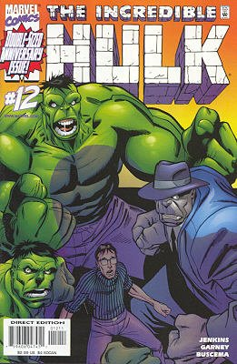 The Incredible Hulk # 12