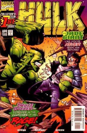 Hulk édition Issues V2 (1999 - 2000)