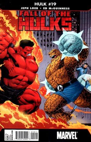 Hulk # 19 Issues V3 (2008 - 2012)