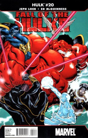Hulk # 20 Issues V3 (2008 - 2012)
