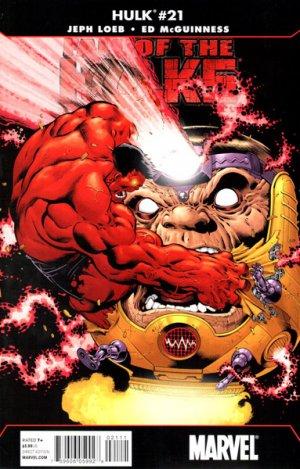 Hulk # 21 Issues V3 (2008 - 2012)