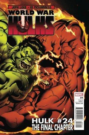 Hulk # 24 Issues V3 (2008 - 2012)