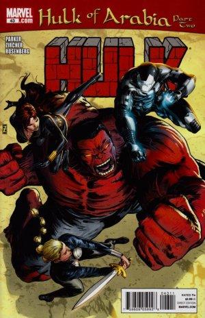 Hulk # 43 Issues V3 (2008 - 2012)