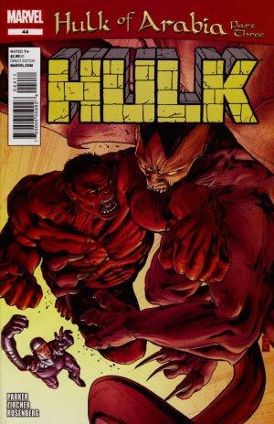 Hulk # 44 Issues V3 (2008 - 2012)