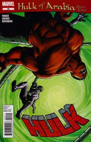 Hulk # 45 Issues V3 (2008 - 2012)