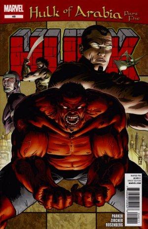 Hulk # 46 Issues V3 (2008 - 2012)