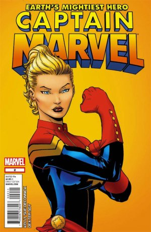Captain Marvel # 2