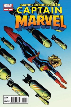 Captain Marvel # 3