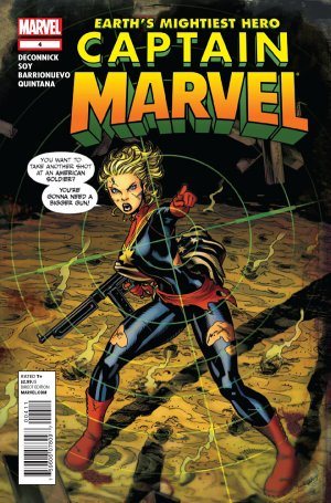 Captain Marvel # 4