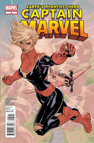 Captain Marvel # 5