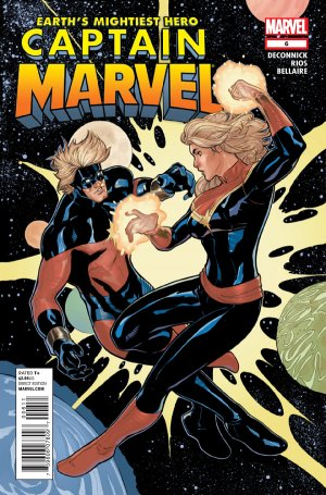 Captain Marvel # 6
