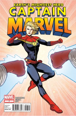 Captain Marvel # 7