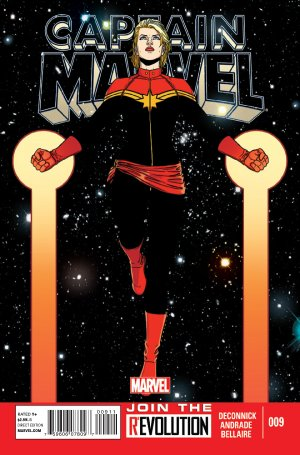 Captain Marvel # 9
