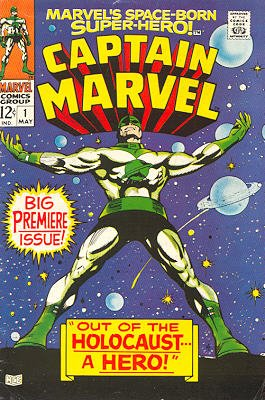 Captain Marvel édition Issues V01 (1968 - 1979)
