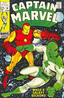 Captain Marvel # 14 Issues V01 (1968 - 1979)