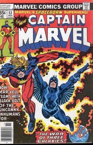 Captain Marvel # 53 Issues V01 (1968 - 1979)