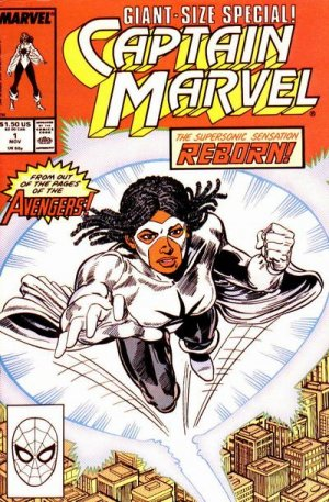 Captain Marvel édition Issues V02 (1989)