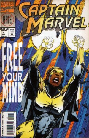 Captain Marvel édition Issues V03 (1994)